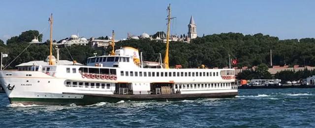 İstanbullulara müjde: Vapur seferleri 24 saat olacak!