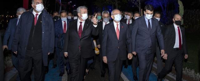 Mansur Yavaş, Atatürk'ün mirasına sahip çıktı: Çubuk - 1 Barajı açıldı!