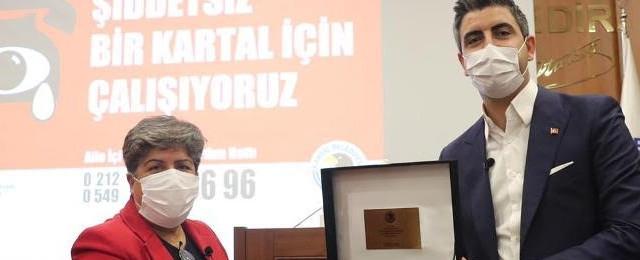 Kartal Belediyesi, Kadına Karşı Şiddetle Mücadele Protokolü imzaladı