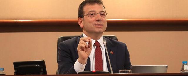 İmamoğlu: ''İstanbul'u yönettirmeyiz' diyen akıl duvara toslar''