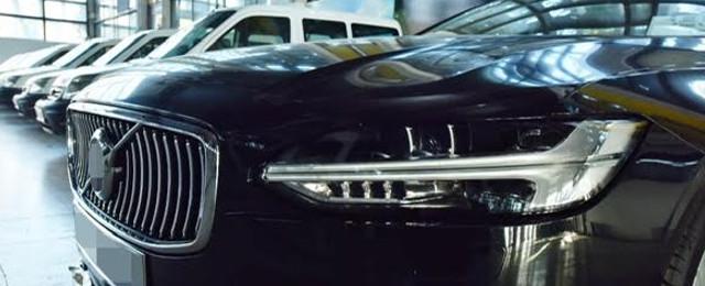 Ankara Büyükşehir'de lüks araç satışları devam ediyor