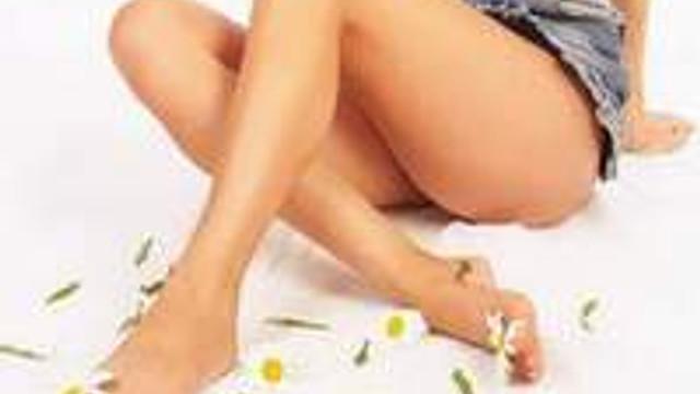 Kusursuz bacaklar için özel diyet