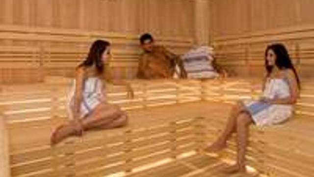 Sauna hastalıklardan koruyor