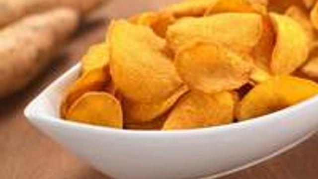 Patates cipsinizi evde kendiniz yapın