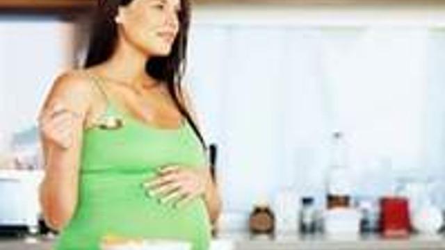Doğum sonrası dengeli beslenin