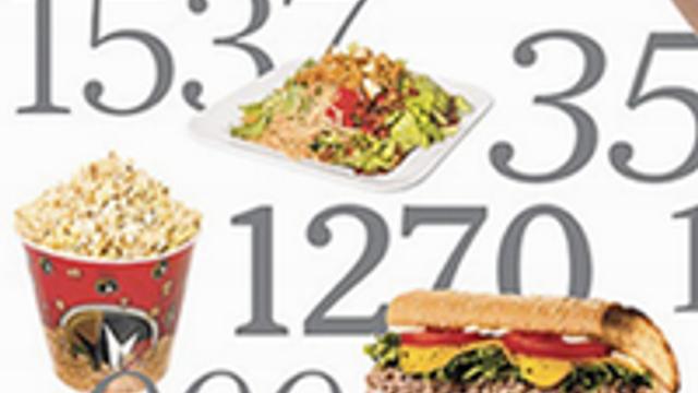 Artık kalori hesabı tutmaktan vazgeçin