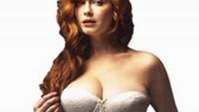 Mad Men'in göğüsleri Türkiye'ye geldi