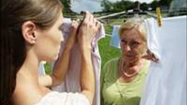 Kayınvalideyle yaşamak kadınları hasta ediyor