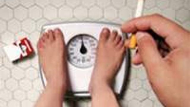 похудение и отказ от курения