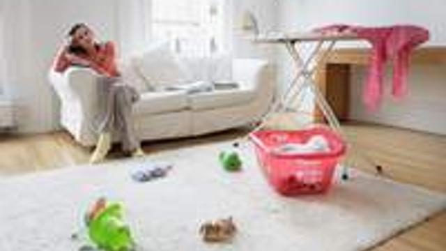 Ev işleri kadını zayıflatıyor