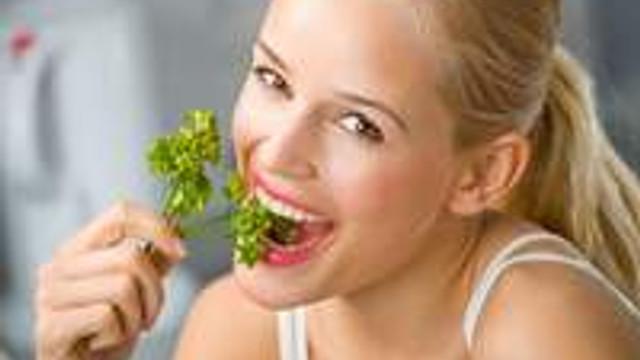 Bahar diyeti ile forma girin