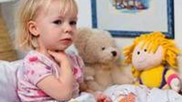 Çocuğunuzun bademciği devamlı şişiyor mu?