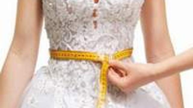 Düğün öncesi forma girin