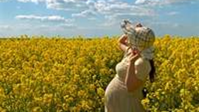 Bahar aylarında hamilelik...