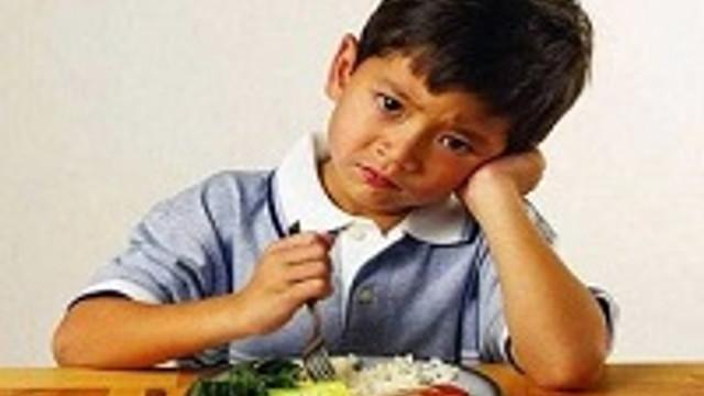 Yemek seçen çocuklar için