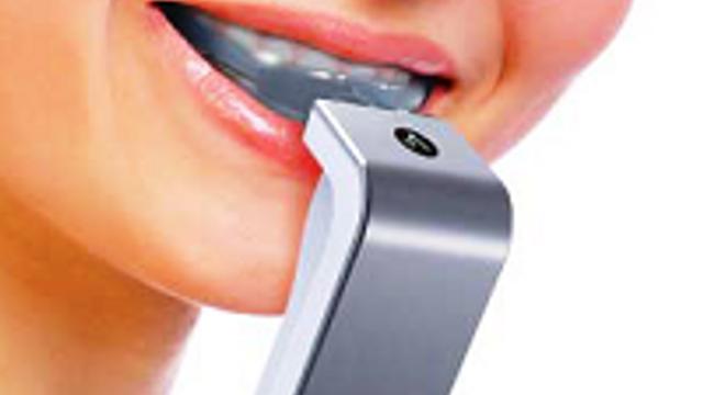 Dişler için yeni yöntem