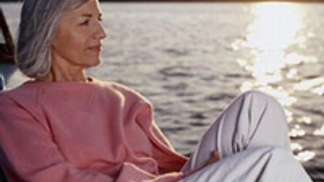 Sorunsuz bir menopoz önemi için...