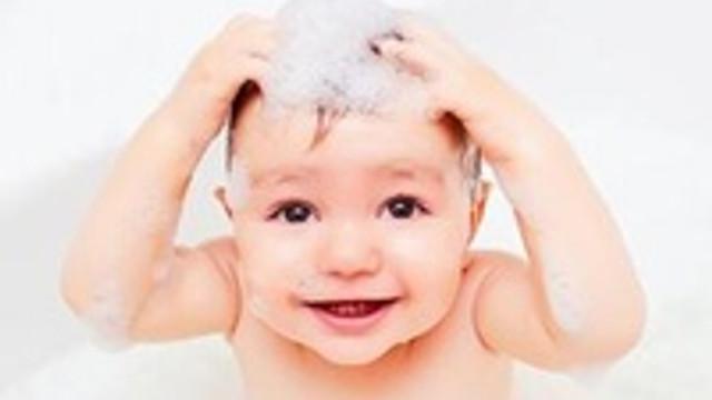 Bebeğinizin şampuanını kendiniz yapın