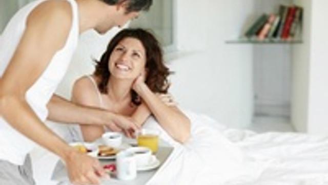 Hamile kalmak için iyi bir kahvaltı şart !