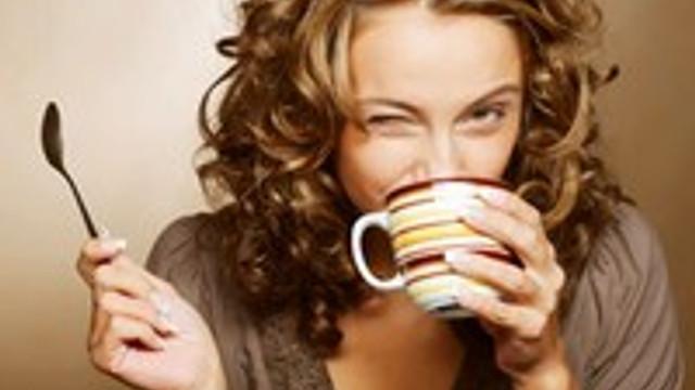 Kahvenizi bu saatte için