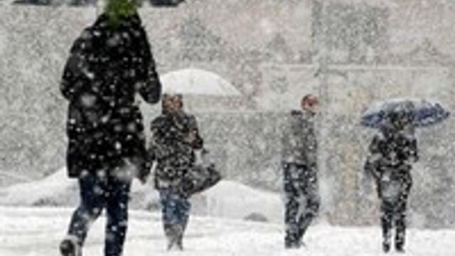 Karlı ve soğuk havalarda dikkat !