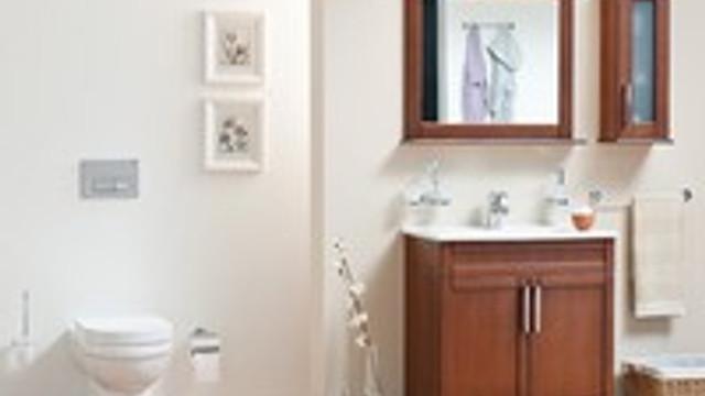 Kayının doğal mucizesi banyolara taşındı