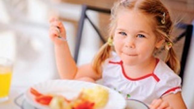 Yemek yemeyen çocuğu zorlamayın !