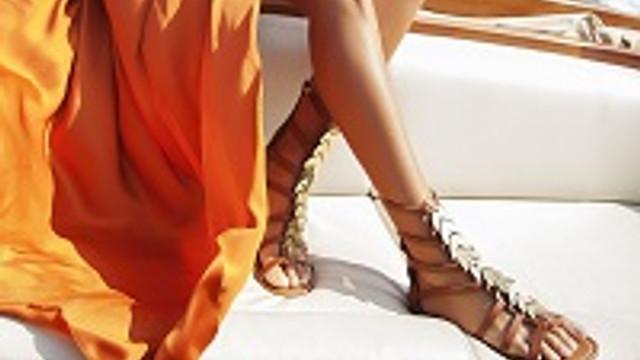 Ayakkabı tutkunları için ''Eda Taşpınar'' koleksiyonu