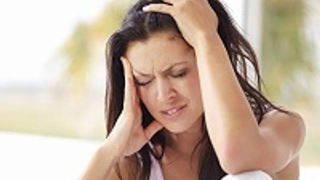 Stres migreni azdırıyor !
