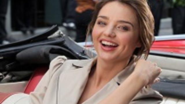 Miranda Kerr'in 15 dakikalık güzellik sırrı