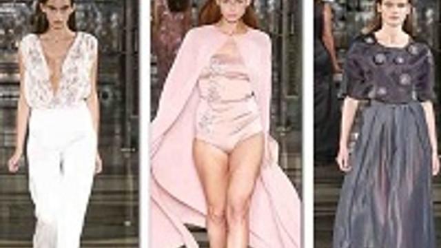 Türk tasarımcı London Fashion Week'de defile yaptı