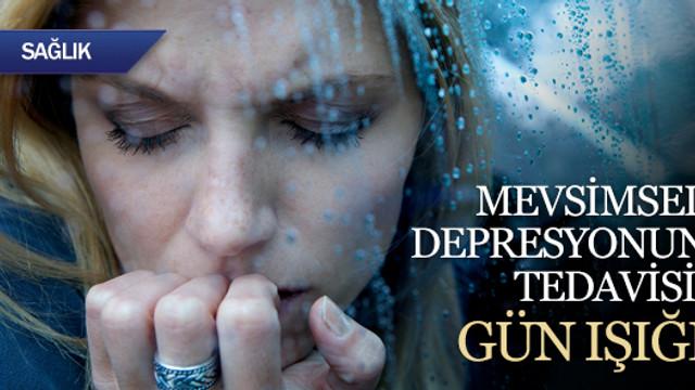 Mevsimsel depresyonun tedavisi: Gün ışığı