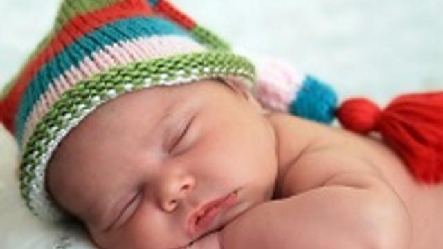 Vitamin eksikliği bebeğin uykusunu kaçırıyor !