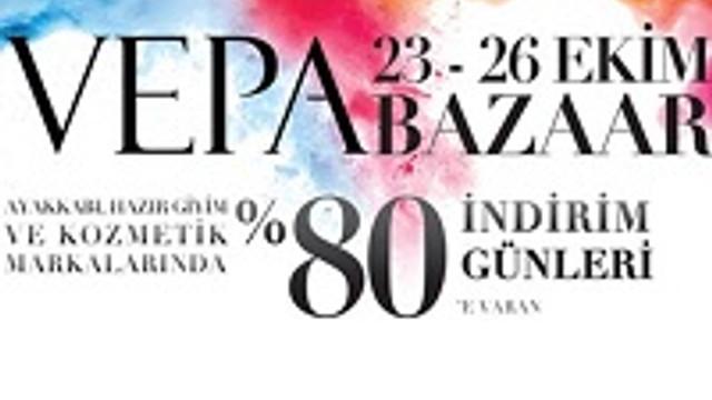 İndirimin yeni adresi ''VEPA Bazaar''