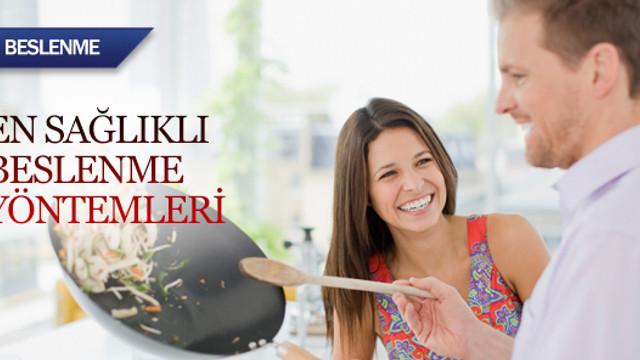 En sağlıklı pişirme yöntemleri