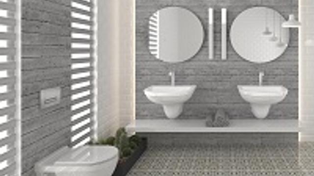 Banyoların kapıları estetiğe açılıyor