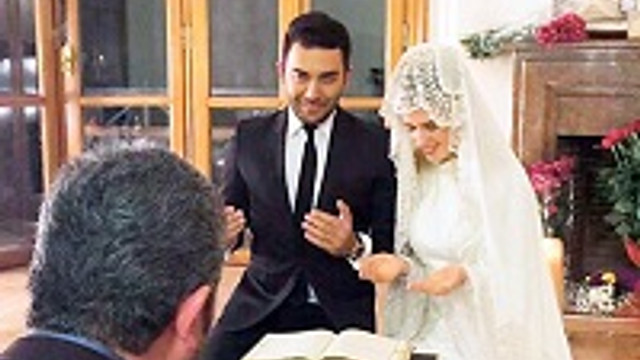Wilma Elles Müslüman olup nikah kıydı