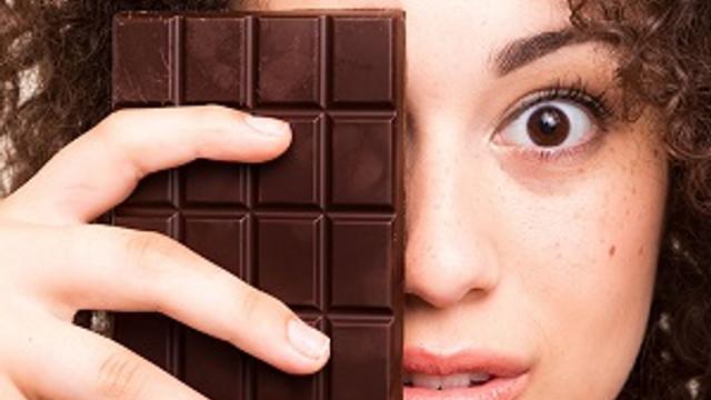 Yediğiniz çikolataya göre yaşınız kaç?