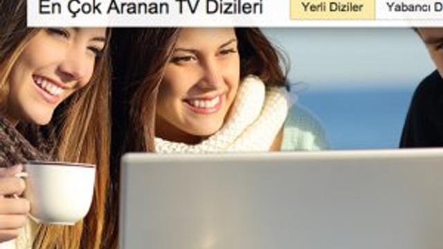 İnternet'in en çok aranan yerli dizisi hangisi?