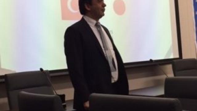 Japonya'da Türk yükseköğretim Eğitim sistemini anlattı
