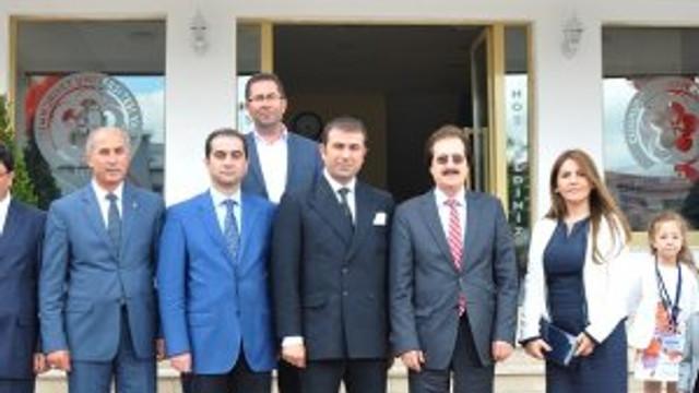 Türkiye'nin en büyük refakatçı oteli açıldı
