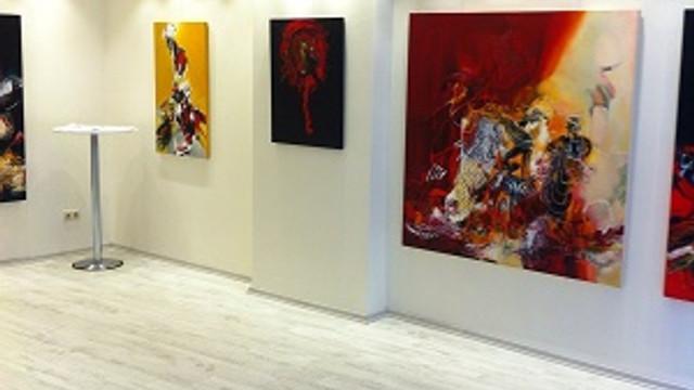 Dekorasyonda yeni trend: Orijinal resim tabloları