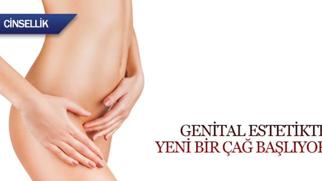 Genital estetikte yeni dönem başlıyor