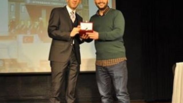 Bay İfade, Kültür Üniversitesi'ndeydi!