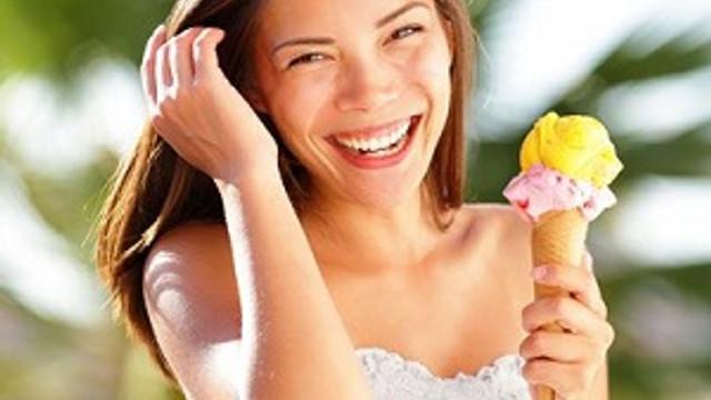 Dondurma yerken buna dikkat edin!