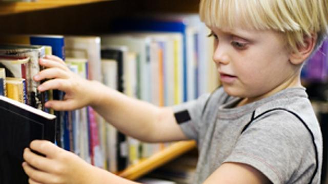 Evde çocuğunuza da kütüphane hazırlayın