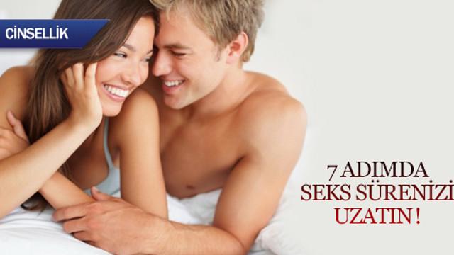 7 adımda seks sürenizi uzatın