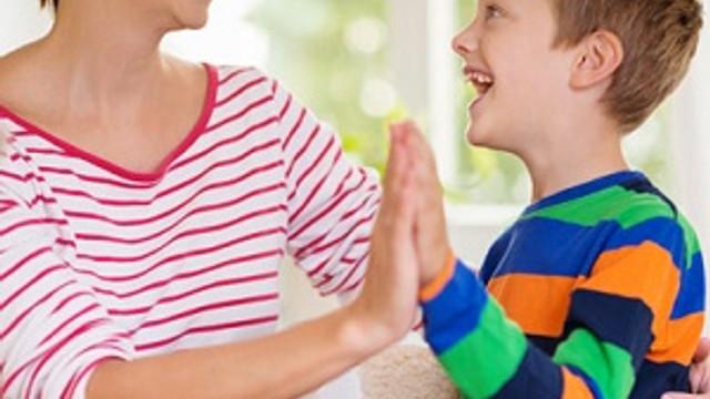 Çocuğunuza ceza değil ödül verin