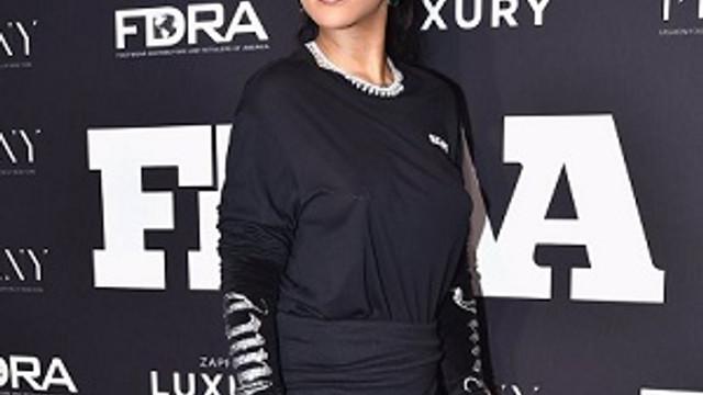 Rihanna'nın ayakkabı tasarımına ödül