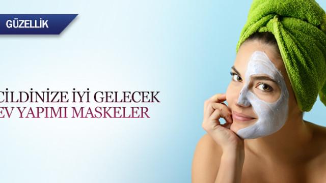 Kışın cildinize iyi gelecek ev yapımı maskeler